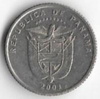 Panama 2001 1/10 Balboa [C791/2D] - Panama