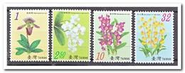 Taiwan 2007, Postfris MNH, Flowers, Orchids - Ongebruikt