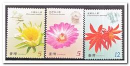 Taiwan 2008, Postfris MNH, Flowers, Cacti - 1945-... Republiek China