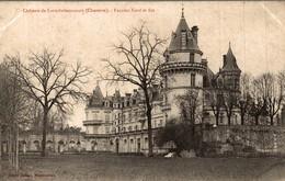 CHATEAU DE LAROCHEBEAUCOURT  FACADE NORD ET  EST - Frankreich
