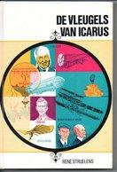 Rene Struelens De Vleugels Van Icarus Vliegtuig Geschiedenis Voor De Jeugd 124 Blz - Jeugd