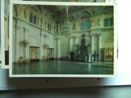 Rusland Russia USSR Leningrad Hermitage Concert Hall - Rusland