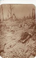Photo 14-18 APREMONT-LA -FORET (près Saint-Mihiel) - Cadavre Sur Le Champ De Bataille (A181, Ww1, Wk 1) - Guerre 1914-18