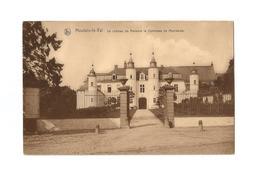 Houtain-le-Val   Le Château De Madame La Comtesse De Moerkerke. - Genappe