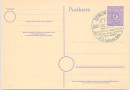 ALLEMAGNE - CP ENTIER POSTAL BERLIN NW7 11.2.1946  / 1-135 - Alemania