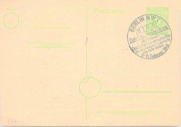 ALLEMAGNE  - CP ENTIER POSTAL BERLIN NW7 11.2.1946  / 1-136 - Alemania