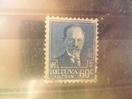 LITUANIE   YVERT N° 342 - Lituanie
