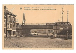 Mouscron Pont Ste Thérèse Et Bd Mouscron-Dottignies .Moeskroen St-Thérèse Brug. - Mouscron - Moeskroen