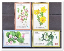 Taiwan 2011, Postfris MNH, Flowers - Ongebruikt
