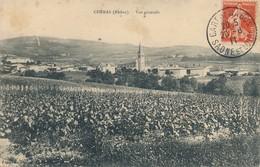 CPA - France - (69) Rhône - Chenas - Vue Générale - Chenas