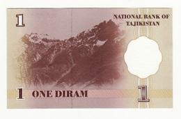 TADJIKISTAN A TTB - Tadjikistan