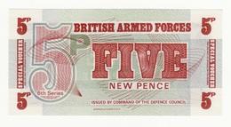 BRITISH ARMED FORCES A TTB - Billets