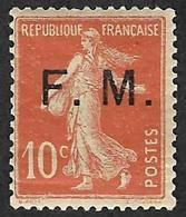 Franchise Militaire   N° 5   - NEUF** - Franchigia Militare (francobolli)
