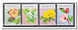 Taiwan 2009, Postfris MNH, Flowers - Ongebruikt