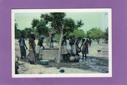 Jumelage BELFORT-DASSOURI  BURKINA FASO L'un Des Nombreux Puits Creusés Grace Aux Habitants De La Région De BELFORT - Burkina Faso