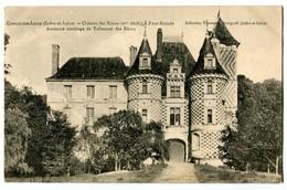 CPA 37 Indre Et Loire Chouzé-sur-Loire Château Des Réaux à Port-Boulet - France