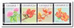 Taiwan 2009, Postfris MNH, Flowers - 1945-... Republiek China