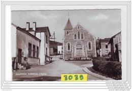 9529  POSTCARD AK CARTE PHOTO   POUPEHAN SOUS SEMOIS L EGLISE - Bouillon