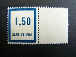 FICTIFS NEUF ** N°F 39 SANS CHARNIERE (FICTIF F39) - Phantomausgaben