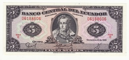 EQUATEUR A TTB - Equateur