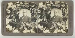 Photo Stéréoscopique : William Mc Kinley, Our Third Martyred President, Usa - Photos Stéréoscopiques