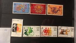 E11 Hong Kong Collection - Hong Kong (...-1997)