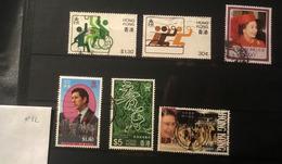 E12 Hong Kong Collection - Hong Kong (...-1997)