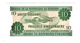 BURUNDI B  TTB - Burundi