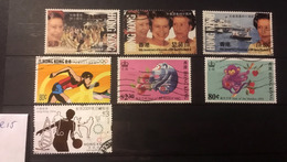E15 Hong Kong Collection - Hong Kong (...-1997)