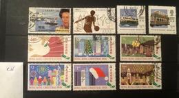 E16 Hong Kong Collection - Hong Kong (...-1997)