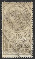 Timbre Fiscal 1891 - Quittances   N°   11 - Fiscale Zegels