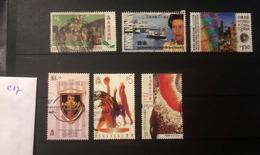 E17 Hong Kong Collection - Hong Kong (...-1997)