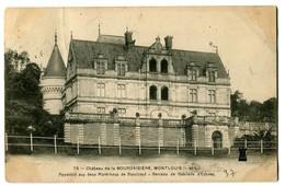CPA 37 Indre Et Loire MontLouis-sur-loire Château De La Bourdaisière - Ballan-Miré
