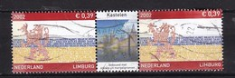 Nederland - Provincie Limburg - Katelen - Gebruikt/used - NVPH 2073 Strip/tab - Periode 1980-... (Beatrix)