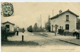 61 - DAMIGNY - LA GARE - Damigny