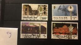 E19  Hong Kong Collection - Hong Kong (...-1997)