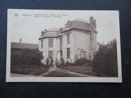 CP BELGIQUE (V06) HEMIXEM HEMIKSEM (2 Vues) Krijgsdepot Van St Bernard - Het Pavijlon Dépot De St Bernard Le Pavillon - Hemiksem