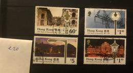 E20  Hong Kong Collection - Hong Kong (...-1997)