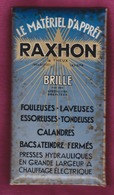 THEUX RAXHON Atelier De Machines Pour Le Textile & Le Travail De La Laine - Vestimentaire