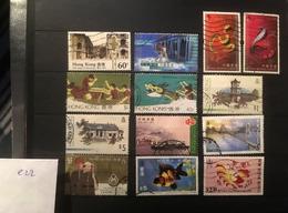 E22  Hong Kong Collection - Hong Kong (...-1997)