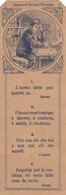 9089-SEGNALIBRO-CONSORZIO DI TORINO PER BIBLIOTECHE - Marque-Pages