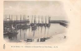 Ile De Groix      56        Entrée Et Avant Port-Tudy    (voir Scan) - Autres Communes