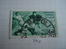 TIMBRE ITALIE - Italie