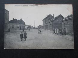 CP BELGIQUE (V06) HEMIXEM HEMIKSEM (2 Vues) Statieplein - Place De La Gare - Hemiksem