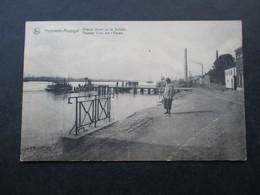 CP BELGIQUE (V06) HEMIXEM HEMIKSEM (2 Vues) MOZEGAT Overzet Dienst Op De Schelde - Passage D'eau Sur L'Escaut - Hemiksem