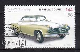 Duitsland - Oldtimer Automobile (I) - Borgward Isabella Coupé - Gebruikt/used/gebraucht - M 2293 - Gebruikt