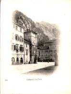 Montenegro - CATTARO - La Place -  Cliché Tiré Du Tour Du Monde Du Navire Duguay-Trouin, Début 20e - Montenegro