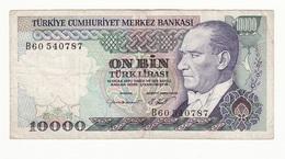 TURQUIE A Circulé - Turquie
