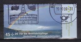 Duitsland - Himmelserscheinungen - Regenbogen - Gebruikt/used/gebraucht - M 2707 - Gebruikt