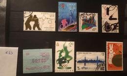 E33 Hong Kong Collection - Hong Kong (...-1997)